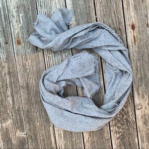 Super soft, long scarf